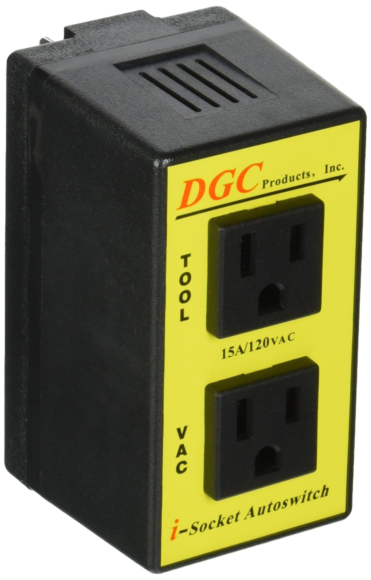 DGC PRODUCTS Intelligent Autoswitch Eliminating