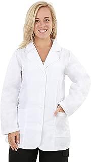 MAZEL UNIFORMS Womens 30 INCH Short LAB Coat