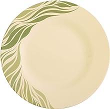 "Royalford Melamine 8""DinnerPlateAqua Thai (Green)"
