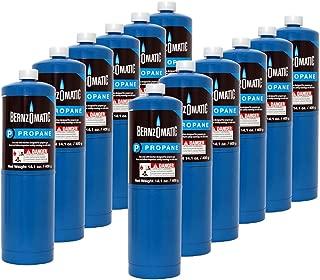 14.1 oz. Propane Gas Cylinder - 12 Cylinders
