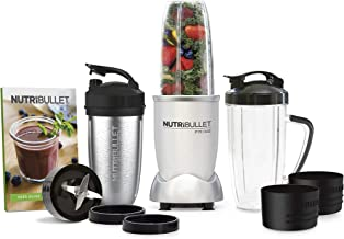 NutriBullet 1000 Watt PRIME Edition, 12-Piece High-Speed Blender/Mixer System, Includes Stainless Steel Insulated Cup, and...