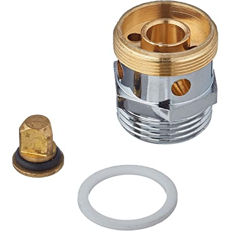 "Zulaufschlauchverbinder 3//4/""AGx3//4/""AG Doppelnippel Waschmaschine Spülmaschine"