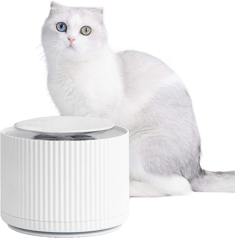 Furrytail Cat Water Fountain Regular store Pet Automatic Cheap SALE Start Fo Ultra-Quiet