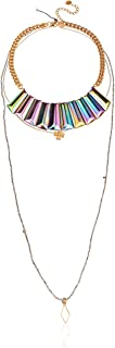 Pull & Bear-5994/386/302-WOMEN-NECKLACE-GOLD-M