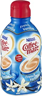 Nestle Coffee Mate French Vanilla Non Dairy Creamer Liquid, 64 Fluid Ounce -- 6 per case.