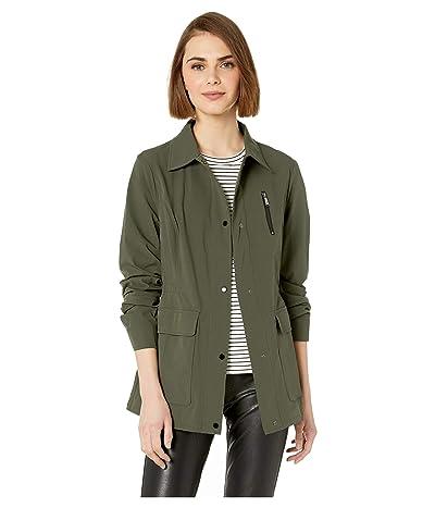 Sam Edelman Shirt Jacket (Olive) Women