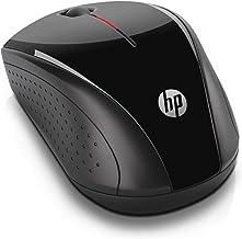HP X3000 - Ratón inalámbrico óptico, Color Negro