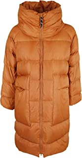 MALÌPARMI Luxury Fashion Womens JB52875012731037 Orange Outerwear Jacket | Fall Winter 19