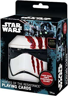 Cartamundi USA Star Wars: The Force Awakens Card Deck in Helmet