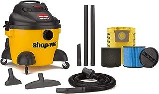 Shop-Vac 9653610 aspiradora seca en húmedo de 6 galones 3.0 HP Peak