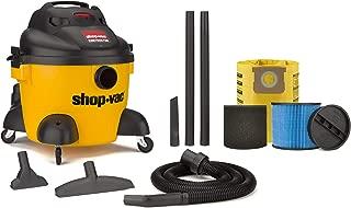 Shop-Vac 6 Gallon 3.0 Peak HP Contractor Wet Dry Vacuum - 9653610