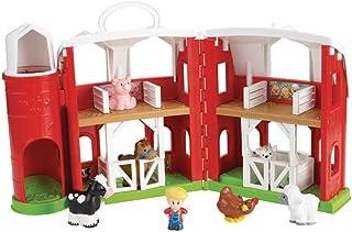La granja de juguete de Fisher-Price con animales y muñecos, Empaque de fábrica
