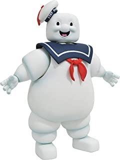 DIAMOND SELECT TOYS The Real Ghostbusters: Stay Puft Marshmallow Man Select Action Figure
