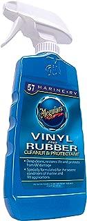 Meguiar's M5716SP Marine/RV Vinyl & Rubber Cleaner & Protectant, 16 oz