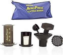 AeroPress Coffee and Espresso Maker with Tote Bag