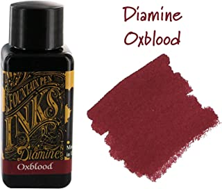 Diamine 30 ml Bottle Fountain Pen Ink, Oxblood