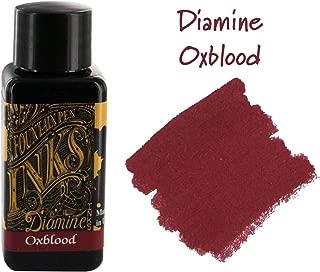 Diamine 30 ml Bottle Fountain Pen Ink, Oxblood