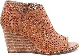 حذاء بكعب عريض صناعي Jazley من Lucky Brand Women's