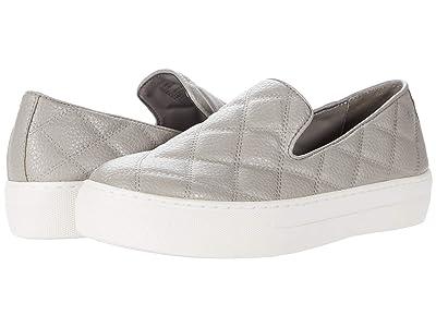 Steve Madden Globe Slip-On Sneaker (Grey) Women