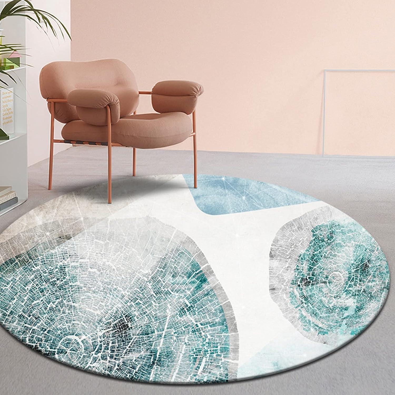 DRSFF unisex Modern Rugs Round Carpet 2.6 4.6 3.9 Popular brand ft f 3.3 5.2