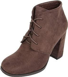 Catwalk Women's Laced Up Calf Boots