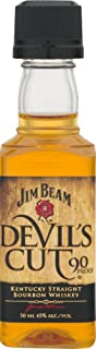 "Jim Beam - Devil""s Cut Miniature - 6 year old Whisky"