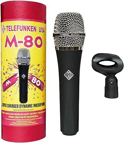wholesale Telefunken wholesale wholesale M 80 Handheld Vocal Microphone online