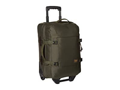 Filson Dryden 2-Wheeled Carry-On Bag (Otter Green) Bags