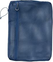 Muji 3D Air Mesh Gusset Case, Large, Dark Blue