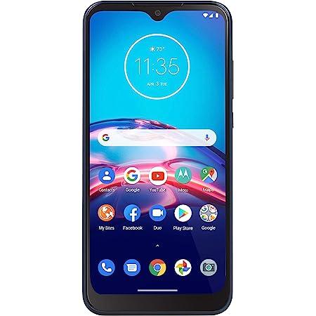 Tracfone Motorola Moto e 4G LTE Prepaid Smartphone (Locked) - Midnight Blue - 32GB - Sim Card Included - CDMA