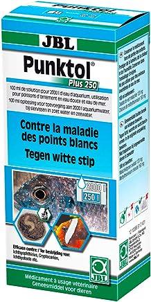 JBL Punktol Plus 250higiene/Salud de Pez acuariofilia 100ml–Juego de 2