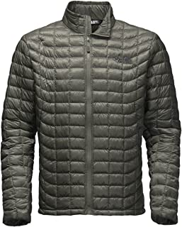 Men's The North Face Thermoball Full Zip Jacket Fusebox Grey Medium