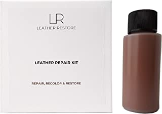 Leather Repair Kit with READY TO USE Color, BRITISH TAN