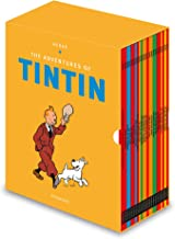 Tintin Paperback Boxed Set 23 titles