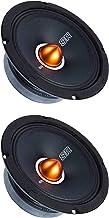$90 » Memphis Audio SRXP62 Street Reference 6.5 Inch Pro Audio Component Car Speaker (2 Pack)