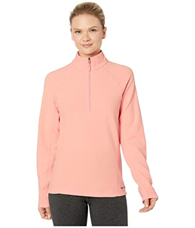 Marmot Rocklin 1/2 Zip (Pink Lemonade) Women