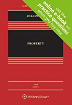 Property [Connected Casebook] (Aspen Casebook)