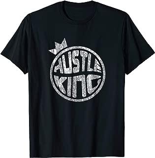 Hustle KING Entrepreneur T-shirt