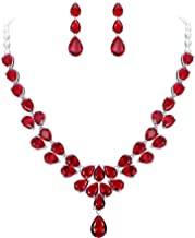 Best red vintage necklace Reviews