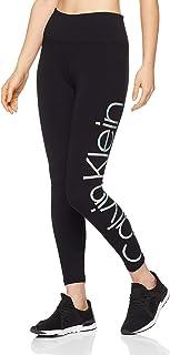 Calvin Klein Women's Jumbo Logo High Waist Full Length Jersey Legging