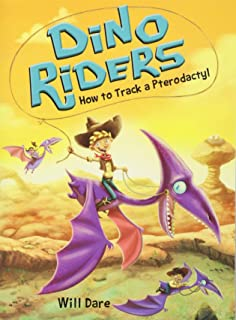 How to Track a Pterodactyl (Dino Riders)