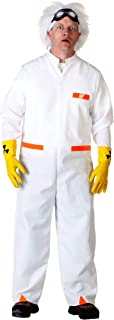 Men's Back to The Future Doc Brown Costume