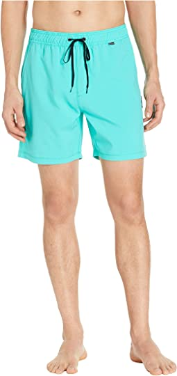 8685ebafc6 Hurley heather volley shorts 17 | Shipped Free at Zappos