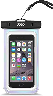 JOTO Universal Waterproof Pouch Cellphone Dry Bag Case for iPhone 12 Pro Max 11 Pro Max Xs Max XR X 8 7 6S Plus SE, Galaxy...