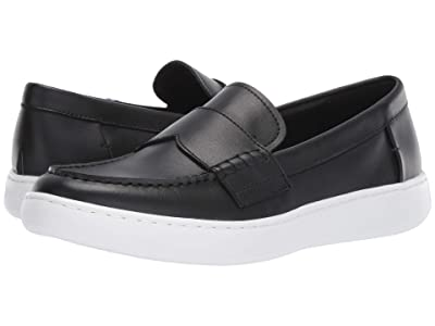 Calvin Klein Fang (Black Nappa Smooth Calf) Men