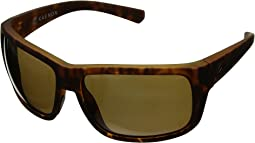 Tortoise Matte Grip Ultra Brown 12-Polarized