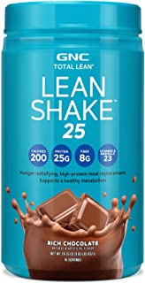 GNC Total Lean Lean Shake 25 - Rich Chocolate