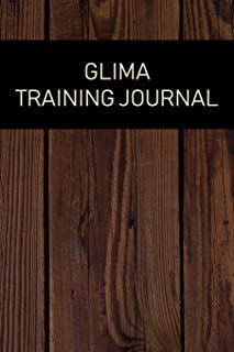 Glima Training Journal: Glima Journal for training session notes