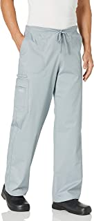 Cherokee Men's Big and Tall Premium Core Stretch Unisex Cargo Scrubs Pant