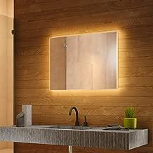 Diamond X Tempus Miroir de Salle de Bains /à R/étro /Éclairage /à Del k700BLCW